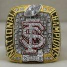 2013  Florida State Seminoles NCAA BCS National Championship Rings Ring