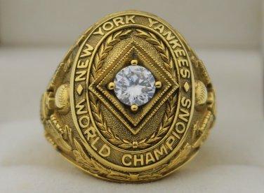 1932 New York Yankees World Series Championship Rings Ring