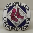 2007 Boston Red Sox MLB World Series Championship Rings Ring (Stone)