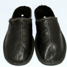 Men's Sheepskin/Leather - Sheep's Wool Slippers-Mule UK SIZE UK 11