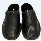 Men's Sheepskin/Leather - Sheep's Wool Slippers-Mule UK SIZE UK 11