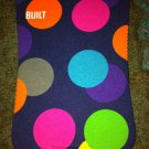NEW Built Kindle, Kindle Fire Slim Neoprene Sleeve Case Lining Scatter Dot