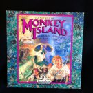 The Secret Of Monkey Island PC CD adventure game RARE LucasArts Lucasfilm Games