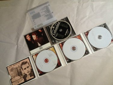 Jeff Buckley Grace Sin-E Legacy Edition Columbia Release Collectible