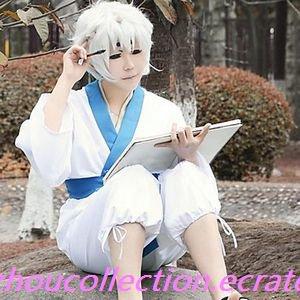 Hoozuki no Reitetsu Nasubi Cosplay Costume (FREE SHIPPING)