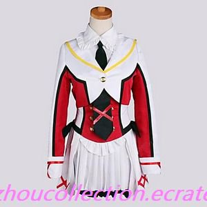 Love Live! Ayase Eri Cosplay Costume(FREE SHIPPING)