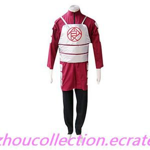 Shippuden Choji Akimichi Cosplay Costume (FREE SHIPPING)