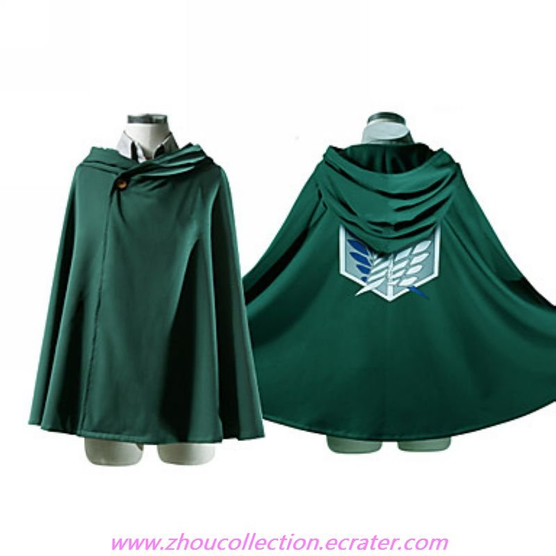 Attack on Titan Recon Corp  Wings of Freedom  Cosplay Cape(FREE SHIPPING)
