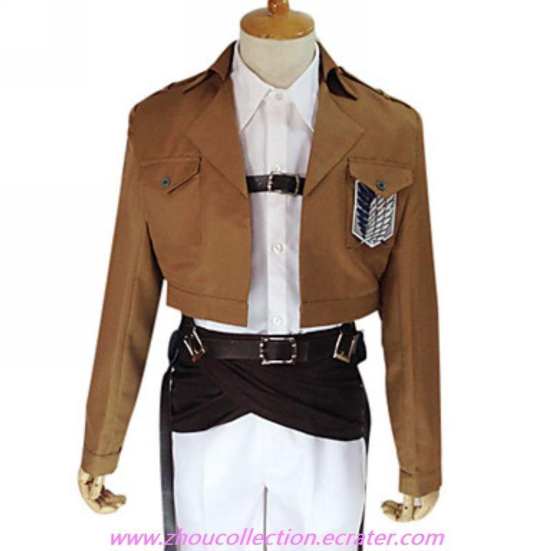 Attack on Titan Armin Arlert  Survey Corps  Uniform(FREE SHIPPING)