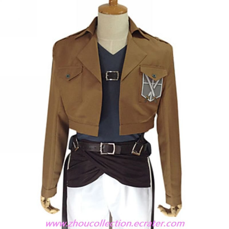 Attack on Titan Ymir  Training Corps  Uniform(FREE SHIPPING)