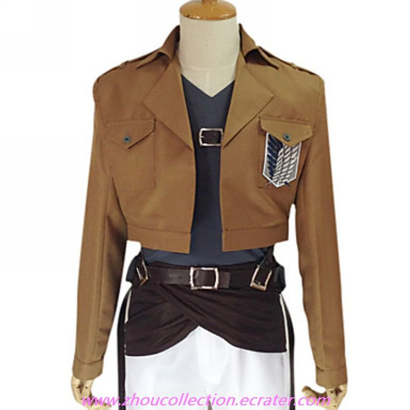 Attack on Titan Ymir  Survey Corps  Uniform(FREE SHIPPING)
