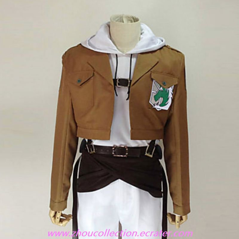 Attack on Titan Annie Leonhart  Survey Corps  Uniform(FREE SHIPPING)