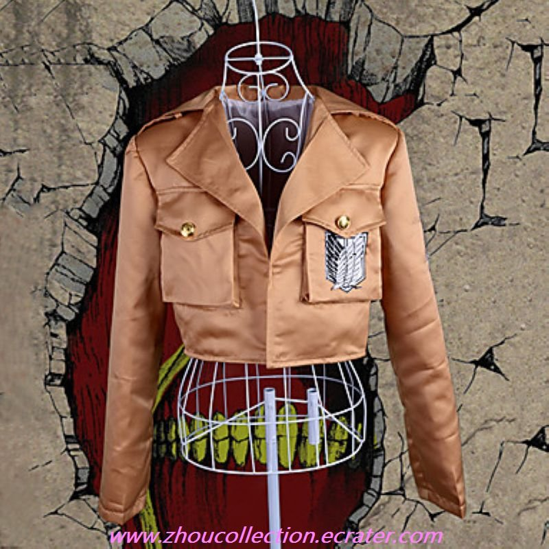 Attack on Titan Recon Corps  Wings of Freedom  Jacket (FREE SHIPPING)