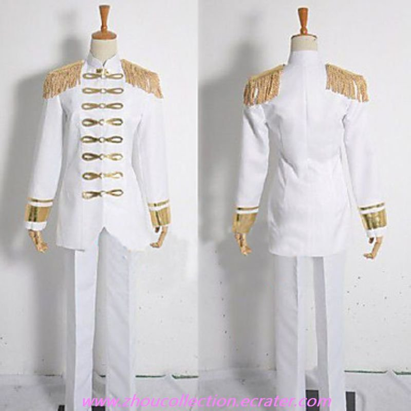 Attack on Titan Wings of Counterattack Online Levi Corps Uniform Cosplay Costume(FREE SHIPPING)