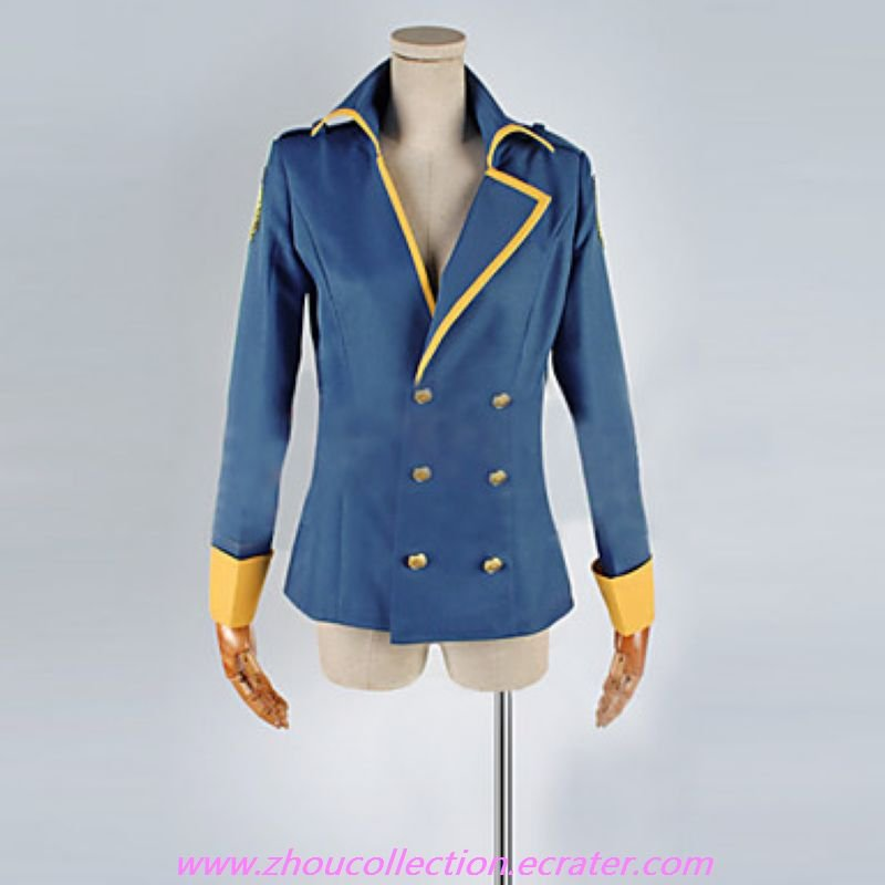 Attack on Titan Survey Corp Eren Jager Coat Jacket Includes 2 Badges(FREE SHIPPING)