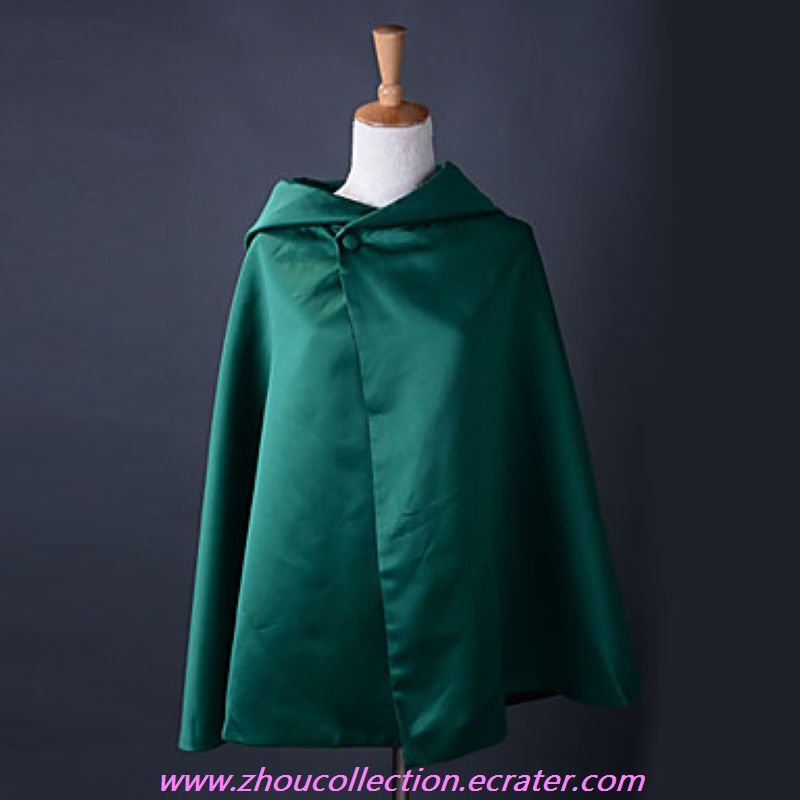 Attack on Titan Scouting Legion Cosplay Cape (Satin)(FREE SHIPPING)