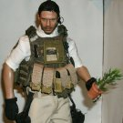 "RESIDENT EVIL CUSTOM 1/6 CHRIS REDFIELD ""LOST IN NIGHTMARES"" BSAA VERSION"
