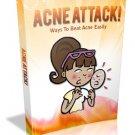 Acne Attack  ebook  PDF