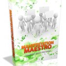 Manifestation Maestro  eBook PDF