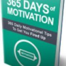 365 Days of Motivation  eBook PDF