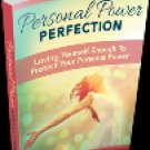 Personal Power Perfection  eBook PDF