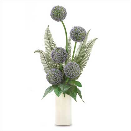 Allium Blooms Bouquet