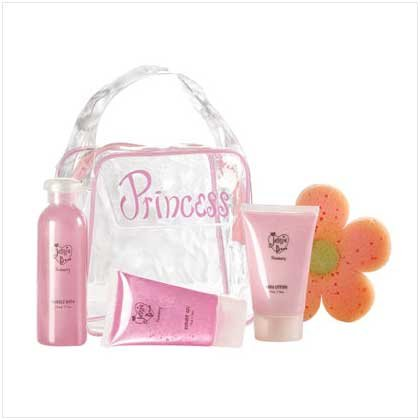 Strawberry Bath Set-Princess