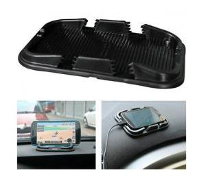 Free Shipping  Multifunctional Car Anti-slip Sticky Mat Holder for Mobile Phone/GPS Navigation