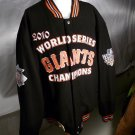 SF Giants Wool Reversible MLB World Series Champion Jacket - 2XL