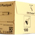 BD PLASTIPAK SYRINGE 2ML LUER LATEX FREE ONE BOX OF 100