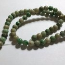 6MM CHING HAI ``JADE`` SERPENTINE ROUND GEMSTONE LOOSE BEADS STRAND 16``