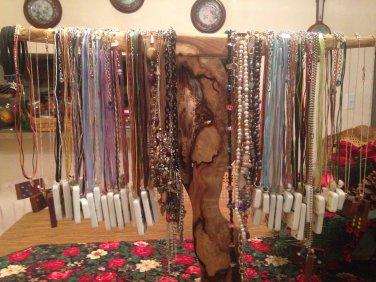 Craft Show Necklaces 2