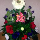 Medium Artificial table posy