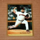 1999 TOPPS BASEBALL - San Francisco Giants Team Set (Traded/Rookies Series Only)