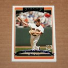 2006 TOPPS BASEBALL - San Francisco Giants Team Set (Updates & Highlights Only)
