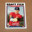 2005 TOPPS BASEBALL - Boston Red Sox Team Set (Updates & Highlights Only)