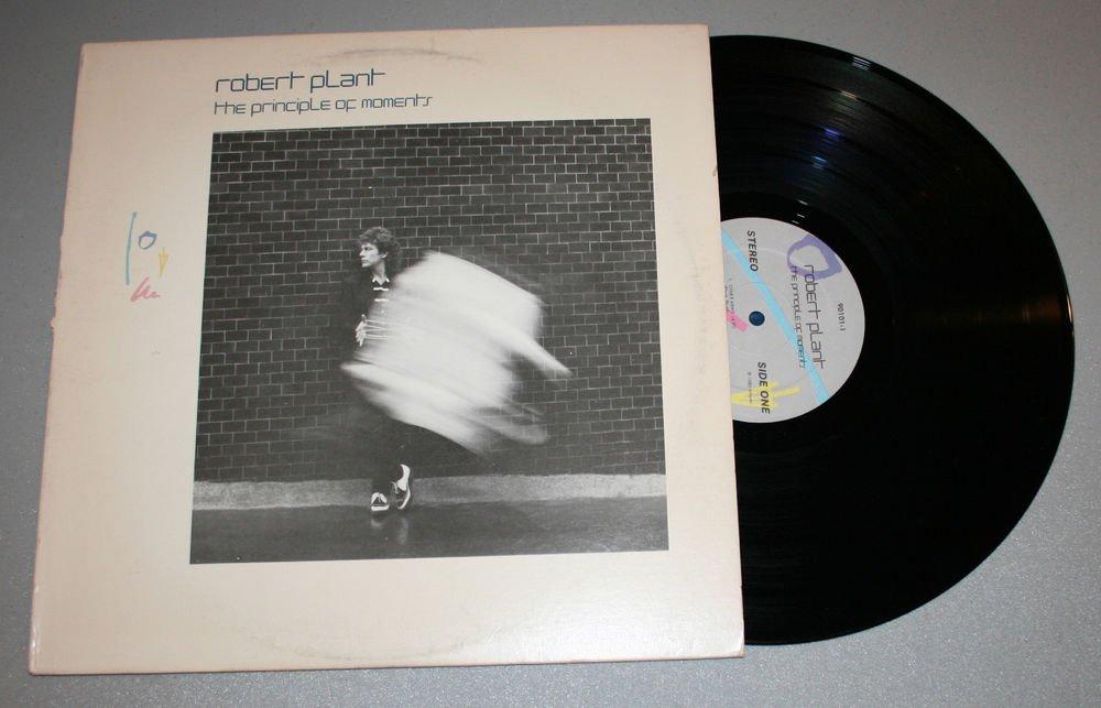 """Robert Plant """"The Principle of Moments"""" (90101-1) - Vinyl / LP / EX"""