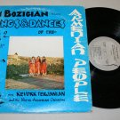 "Tom Bozigian ""Songs & Dances of the Armenian People - Vol. 2"" (GT 4001) Vinyl"