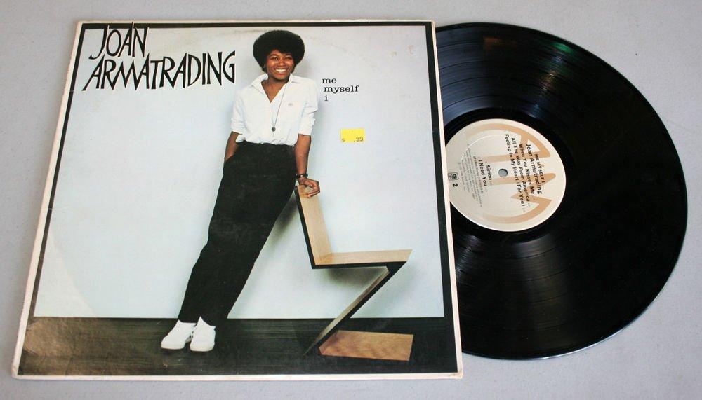 "Joan Armatrading �""Me Myself I"" (SP 4809) - Vinyl / LP / VG+"
