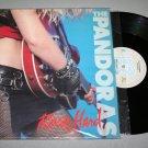 "The Pandoras ""Rock Hard"" (72292-1) - Vinyl / LP / EX"