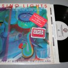 "Jarreau, Sanborn & More ""Casino Lights"" (23718-1) - Vinyl / LP / In-Shrink / EX"