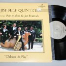 """Jim Self Quintet """"Children At Play"""" (DS-886) - Vinyl / LP / Discovery Records"""