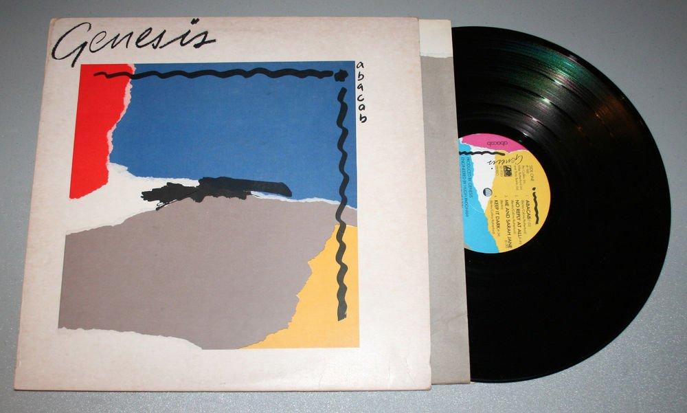 """Genesis """"Abacab"""" (SD 19313) - Vinyl / LP / VG+"""