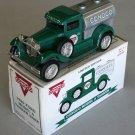 LIBERTY CLASSICS Conoco 1929 Model A Tanker - Locking Coin Bank with Key