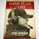 Game Plan for Life: Your Personal Playbook for Success by Joe Gibbs (Hardcover)