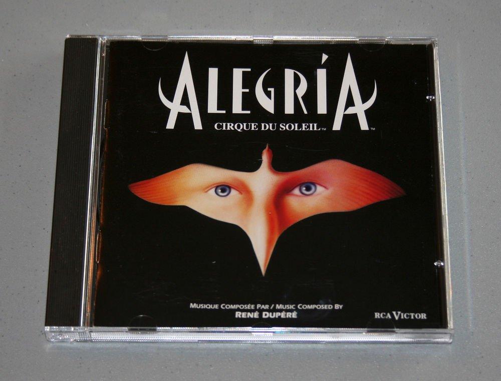 "Cirque du Soleil ""Alegria"" (CD, 1994, RCA)"