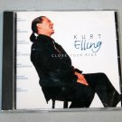 "Kurt Elling ""Close Your Eyes"" - CD / Album"