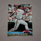 "1991 TOPPS STADIUM CLUB BASEBALL ""Members Only"" Cal Ripken Jr."