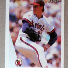 1990 LEAF BASEBALL - Jim Abbott (#31)