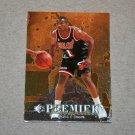 1994-95 UPPER DECK SP BASKETBALL - Miami Heat (6) Card Team Set
